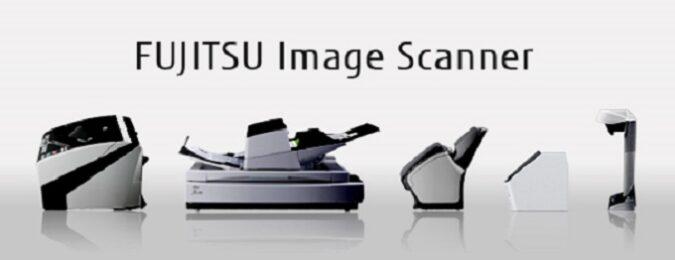 Fujitsu High Volume Image Scanner