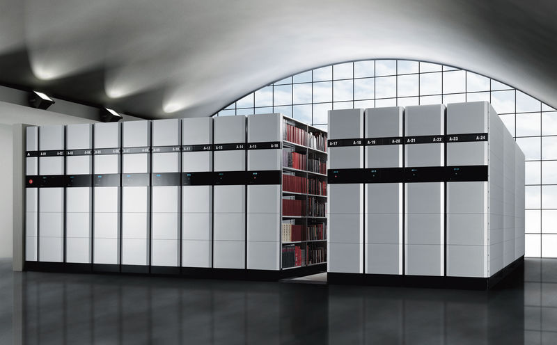Movable Elecronics or ComputerisedShelves